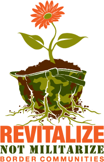 Revitalize Not Militarize