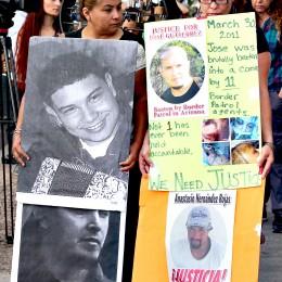 Claman justicia por abusos de la patrulla fronteriza